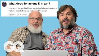 Tenacious D Goes Undercover on Reddit, YouTube and Twitter | GQ