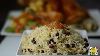 Lentil Fried Rice  - By Vahchef @ vahrehvah.com
