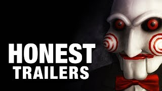 Honest Trailers - Saw