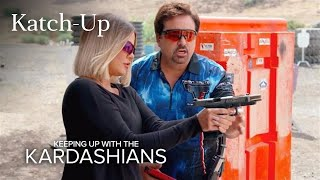 """""""Keeping Up With the Kardashians"""" Katch-Up S14, EP.9 