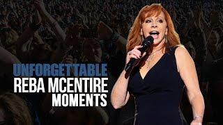 7 Unforgettable Reba McEntire Moments