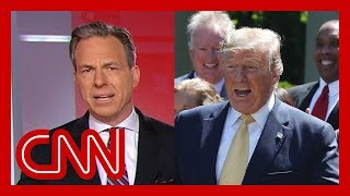 Jake Tapper: Trump is ringing in his birthday with this gift