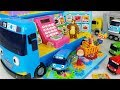 Tayo Bus mart and food toys Baby doll ca...mp3