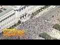 Hundreds Of Thousands Protest Donald Tru...mp3