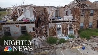 Hurricane Harvey Is Long Gone, But Texas Is Still Reeling | NBC Nightly News