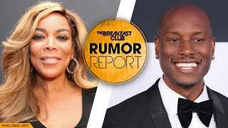 Wendy Williams Questions Tyrese
