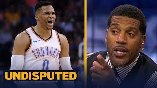 Jim Jackson reveals what Russell Westbrook