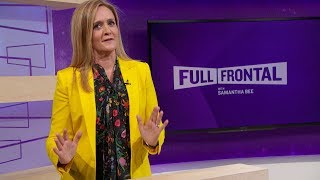 Some Good News   Full Frontal on TBS