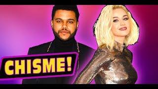 ¿The Weeknd y Katy Perry Andan Saliendo?