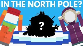 The Big Problem With The North Pole