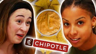 People Try Chipotle