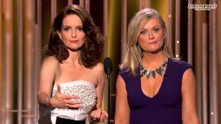 The 72nd Golden Globe Awards Opening Monologue (Korean sub)