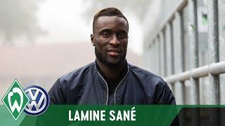 Volkswagen-Talk mit Lamine Sané | Werder Bremen - 1899 Hoffenheim 1:0