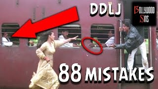 Plenty Wrong With Dilwale Dulhania Le Jayenge (DDLJ) In 6 Minutes Or So || Bollywood Sins