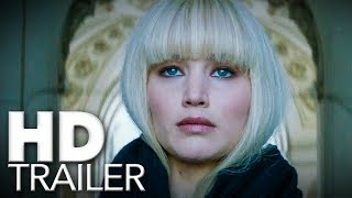 RED SPARROW | Trailer Deutsch German | 2018 - mit Jennifer Lawrence