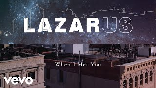 Michael C. Hall, Krystina Alabado - When I Met You (Lazarus Cast Recording [Audio])