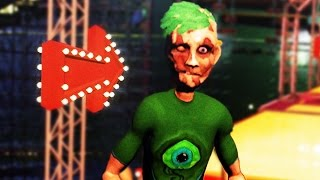 JACKSEPTICEYE CHARACTER IN GAME   Ben and Ed Blood Party #1