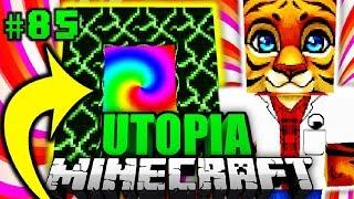 DR. TIGER und DAS MYSTERY PORTAL?! - Minecraft Utopia #085 [Deutsch/HD]