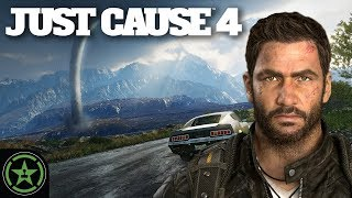 Rocket-Powered Balloon Car - Just Cause 4 - First Look Gameplay