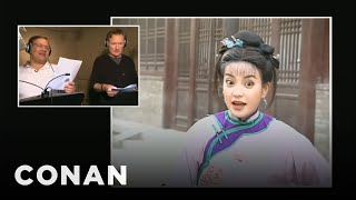 Conan & Andy Dub Over China