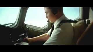 Flight  Plane crash scene