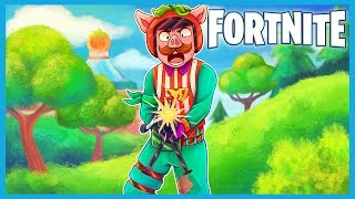 The *NEW* LMG is CRAZY in Fortnite: Battle Royale! (Fortnite Funny Moments and Fails)