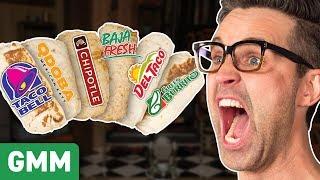 Blind Burrito Taste Test