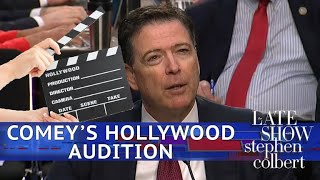 Comey Goes