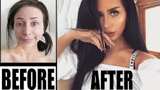 GIVING MYSELF A MAKEOVER!