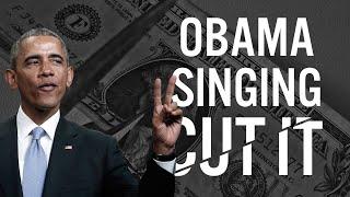 Barack Obama Singing Cut It by OT Genasis | Barackshort #2