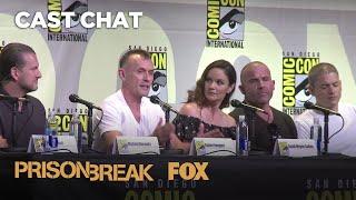 Comic-Con Panel Highlights | PRISON BREAK