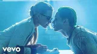 """The Chainsmokers ft. Halsey - Closer from """"SUICIDE SQUAD"""""""