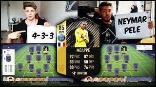 FIFA 18 - 85 INFORM MBAPPE SQUAD BUILDER BATTLE vs. WAKEZ! ⚽🔥⛔️ Ultimate Team Deutsch