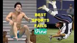 Best Funny Sports FAILS Vines Compilation 2016 - 2017