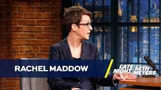 Rachel Maddow on the Helpfulness of President Trump
