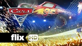 Cars 3 - Lightning McQueen Crash Explained