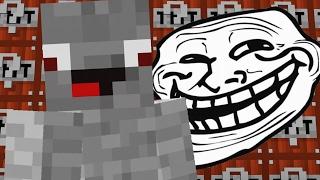 ICH TROLLE!!! Minecraft TROLL LUCKY BLOCK BATTLE! Funny GAMEPLAY! Minecraft Lucky Blocks Mod