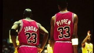 Bulls vs. Lakers - 1991 NBA Finals Game 5 (Bulls win first championship)