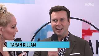 Taran Killam Red Carpet Interview - AMAs 2018