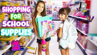 SHOPPING FOR SCHOOL SUPPLIES AT JUSTICE & TARGET! HUGE Back To School Supplies Shopping & Haul