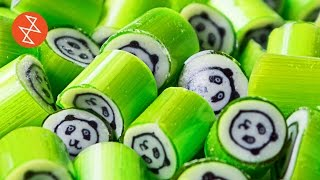 How to Make Handmade Candy With Panda Design   Où se trouve: CandyLabs
