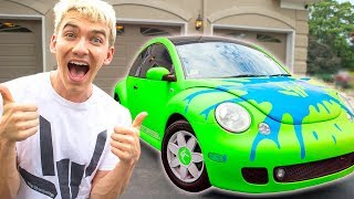 SURPRISING MY FAMILY WITH A NEW CAR!!
