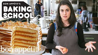 Claire Teaches You Cake Baking (Lesson 1) | Baking School | Bon Appétit