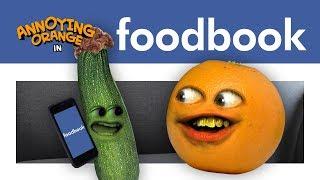 Annoying Orange - Foodbook