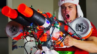 Nerf War: Christmas Warfare