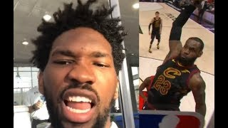 Joel Embiid Really Don