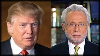 CNN IS OVER! LOOK WHAT TRUMP LEARNED MOMENTS AGO THAT WILL END WOLF BLITZER'S CAREER