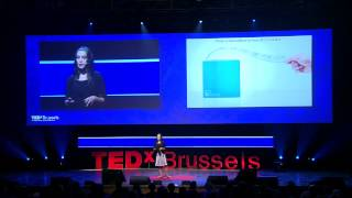 Why we should all hack medicine | Lina Colucci | TEDxBrussels