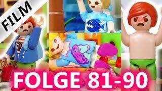 Playmobil Film Deutsch | Folge 81-90 | Kinderserie Familie Vogel | Compilation | Spiel mit mir