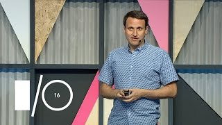 Learning to speak Designer - Google I/O 2016